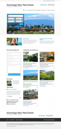 Advantage Maui Real Estate
